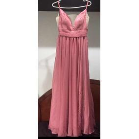 9840945bf1 Vestidos Largo De Noche O Día Elegante Formal Vestido Mujer