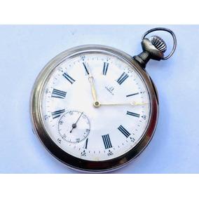 34b6253a05a Relógio De Bolso Omega - Relógios De Bolso no Mercado Livre Brasil