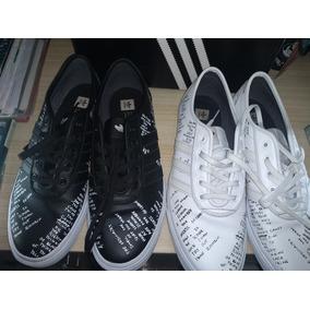 adidas Adiease Classifield 42 Preto E Branco(2 Pares)