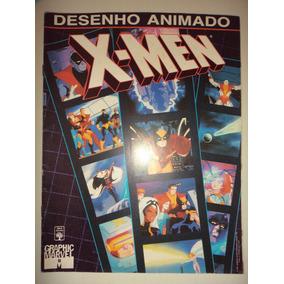 Graphic Marvel 8 X Men Editora Abril 1990 Otima