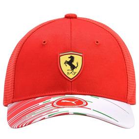 Gorra Ferrari Roja - Gorras Hombre en Mercado Libre México 4ebc4553843