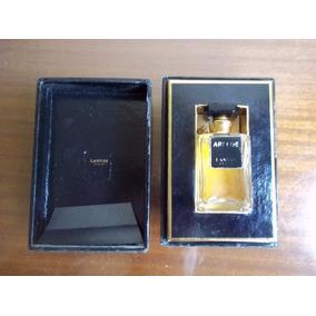 Arpege Lanvin Antiguo Frasco 20ml Perfume Vacio Francia Caja