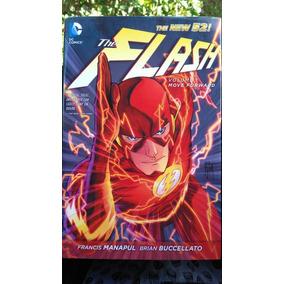 New 52. The Flash. Volume 1. Move Forward