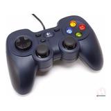 Joystick Mando Gamepad Logitech F310, Compatible Win 10