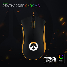 Mouse Razer Deathadder Overwatch Chroma 10000 Dpi