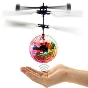 Bolinha Voadora Flying Ball Bola Helicóptero Drone