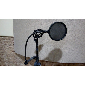 Filtro Para Microfone Samson Pop Filter Ps01