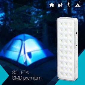 bea5dc316b0 Luz De Emergência 30 Leds Premium