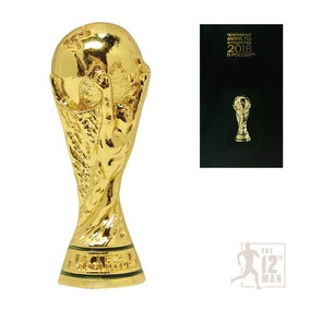 Pin Badge Trophy 30 Mm World Cup Fifa 2018 Russia