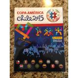 Album Panini Copa Chile 2015 Completo Con Todas Sus Estampas