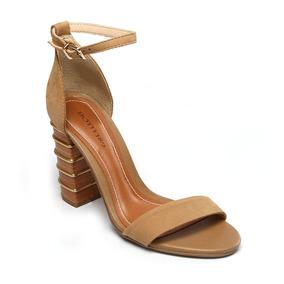 784ea256df Sandalias Nobuck Meia Pata Feminino Bottero - Sapatos no Mercado ...