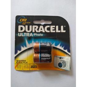 Baterías Cr2 Originales Duracell® Nuevas(2 Unidades) V. 2023