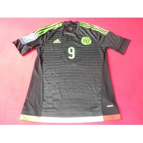 8cf3131251455 Oferta Seleccion Mexicana Copa Oro 2015 Jersey Futbol Soccer