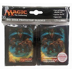 Protectores Ultra Pro X80 Uni. Force Of Will Magic4ever