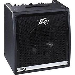 Amplificador De Teclado Peavey Kb3 Como Nuevo 60watts 12pulg