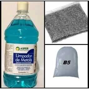 32e423fb642b5 Kit Limpeza Polimento Tamboreador Lentilha Shampoo B5 Joia.