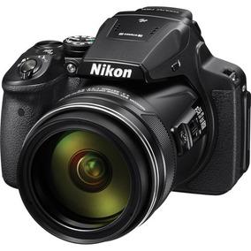 Nikon Coolpix P900 Negra - (ml)