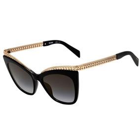 Óculos De Sol Moschino (óculos Mosquino, Vintage, Old Rayban ... be130afae2