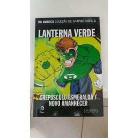 Lanterna Verde Crepúsculo Esmeralda/ Novo Amanhecer Eaglemos