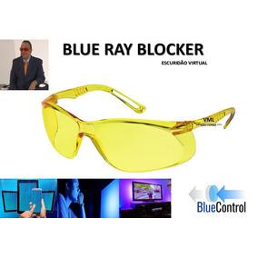 Oculos Bloqueia Luz Azul - Óculos De Sol no Mercado Livre Brasil f51d22cd5f