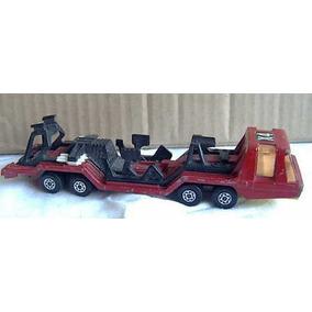 Caminhão Super Kings Matchbox - Transporter 1975