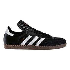 new style 94b0f 2d922 En Ejecución,zapato Samba Clásico De Fútbol adidas, Negr.