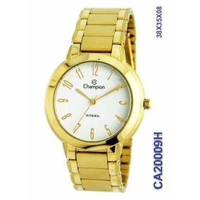 b8416ae8b6c Relogio E.w.c Dourado - Relógios De Pulso no Mercado Livre Brasil