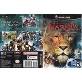 Narnia Juego Original Para Gamecube