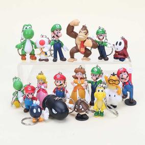 30d13962b7879 Chaveiro Donkey Kong - Bonecos e Figuras de Ação no Mercado Livre Brasil
