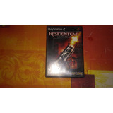 Resident Evil Outbreak Play Station 2