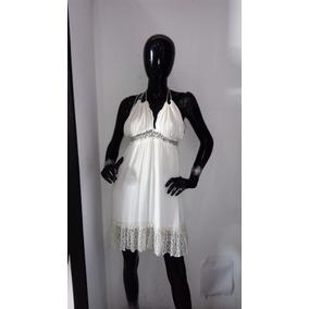 Vestido Blanco Para Dama