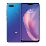 Xiaomi Mi 8 Lite 4 Gb 64 Gb Aurora Blue Nuevo Original Sella