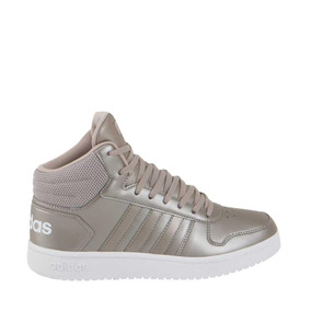 newest collection 17bfc 57475 Tenis Casual Tipo Bota adidas Hoops 2.0 Mid 4807