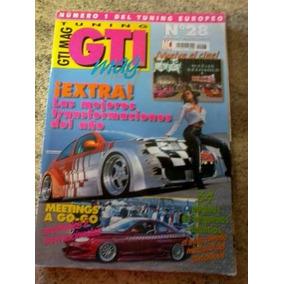 Revista Importada Tunning Gti/carros/tunning/acessorios