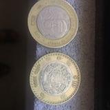 Monedas 10 Año 2000 Y 2001