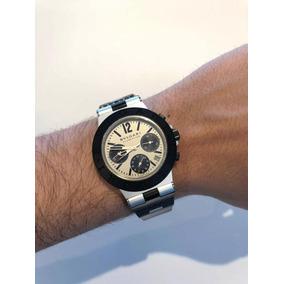 Relogio Bvlgari Aluminium Automatico - Relógios no Mercado Livre Brasil ef673c4fa7