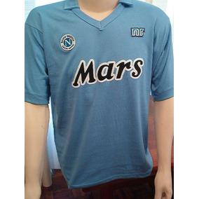 d1c163461bbc0 Camiseta Napoli Mars - Camisetas en Mercado Libre Argentina