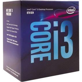 Processador Intel I3 8100 3.60ghz 6mb 8ª Geração Lga1151