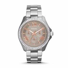 Cecile Multifunction Stainless Steel Watch