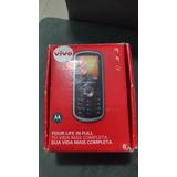 Celular Motorola Wx290 Vivo