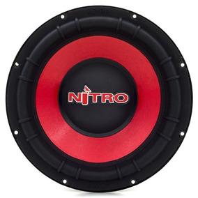 Alto Falante Sub Nitro G5 12 700w Rms 2x2ohms Vermelho