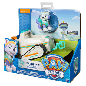 Brinquedo Patrulha Canina Everest Rescue Nickelodeon