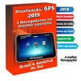 Atualização Gps 2019 Foston Apontador Multilaser Com 3 Igo