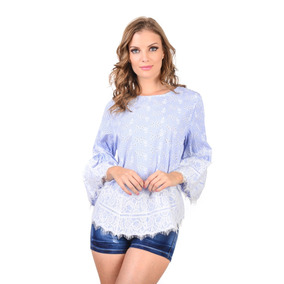 Blusa Capricho Collection Cmf-254