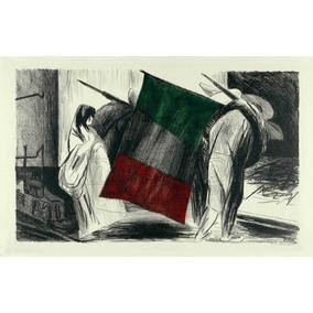 Lienzo Tela Arte Canvas La Bandera 1928 José Clemente Orozco 2e6e4326ee6
