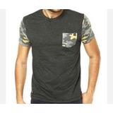 Camiseta Camuflada Varias Cores no Mercado Livre Brasil 20b759e5103