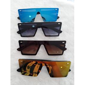 cee84e0a7c7cb Oculos De Sol Modelo Mascara - Óculos no Mercado Livre Brasil