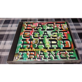 East Coast Hard Trance - Compilado Vol 1 Cd Importado