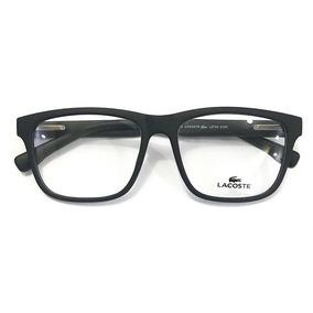 c204bc1f61894 Oculos De Grau Adolescente Armacoes Lacoste - Óculos no Mercado ...