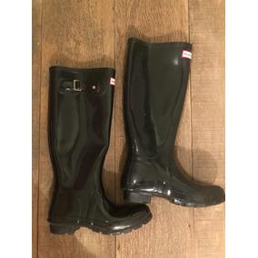 e484fed9162 Galocha Hunter - Sapatos para Feminino no Mercado Livre Brasil